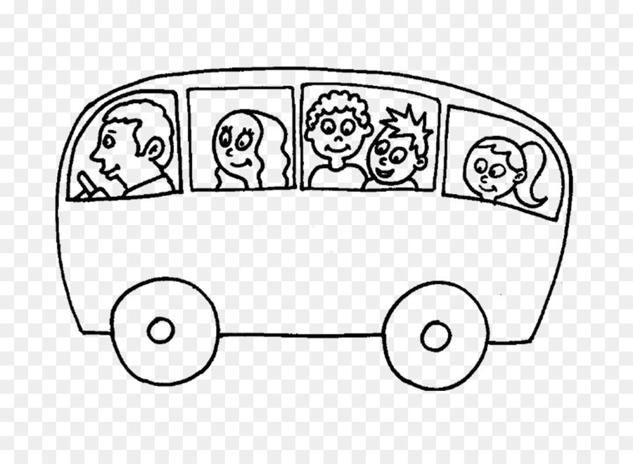 Autobús de la escuela para Colorear libro conductor de Autobús ...