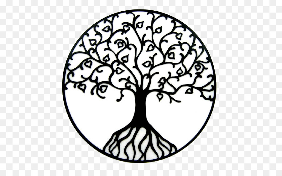 Clip Art Tree Of Life Drawing Celtic Sacred Trees Tree Png