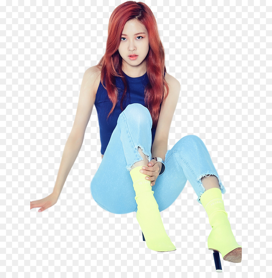 Lisa Rose Blackpink Yg Entertainment Sudkorea Blackpink Kunst Png