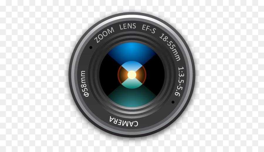 Camera Lens png download - 512*512 - Free Transparent Camera