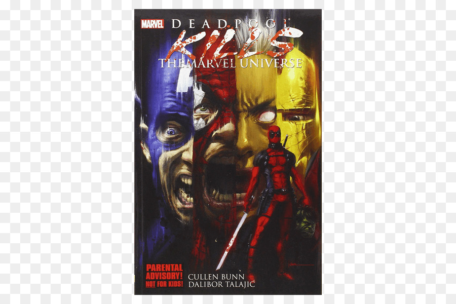 deadpool kills the marvel universe free download