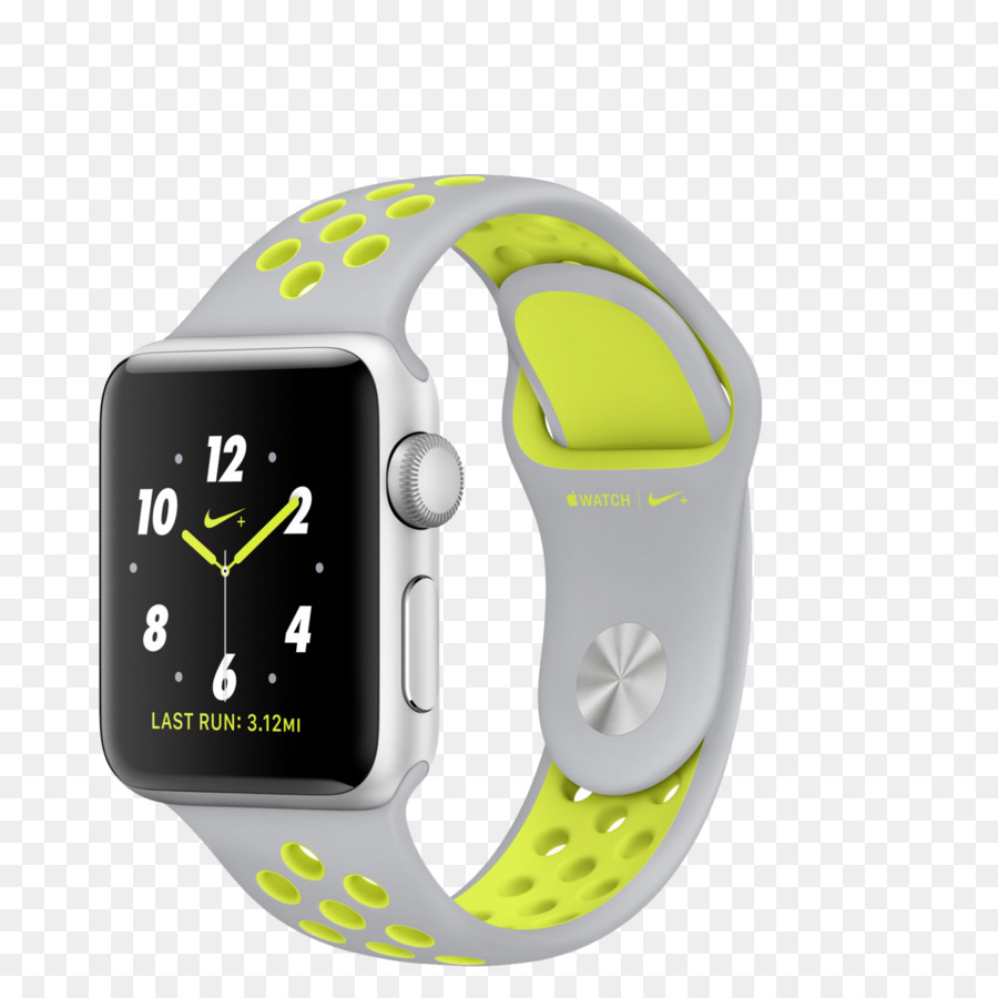 Apple Watch Series 2 Nike 3 42mm Gps Black Space Gray Aluminum Case Anthracite Sport Band