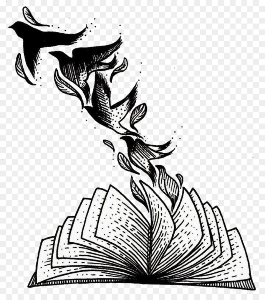 Book Design Tattoo