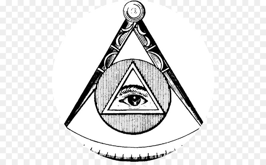 Freemasonry Symbol Eye Of Providence Illuminati Masonic Lodge