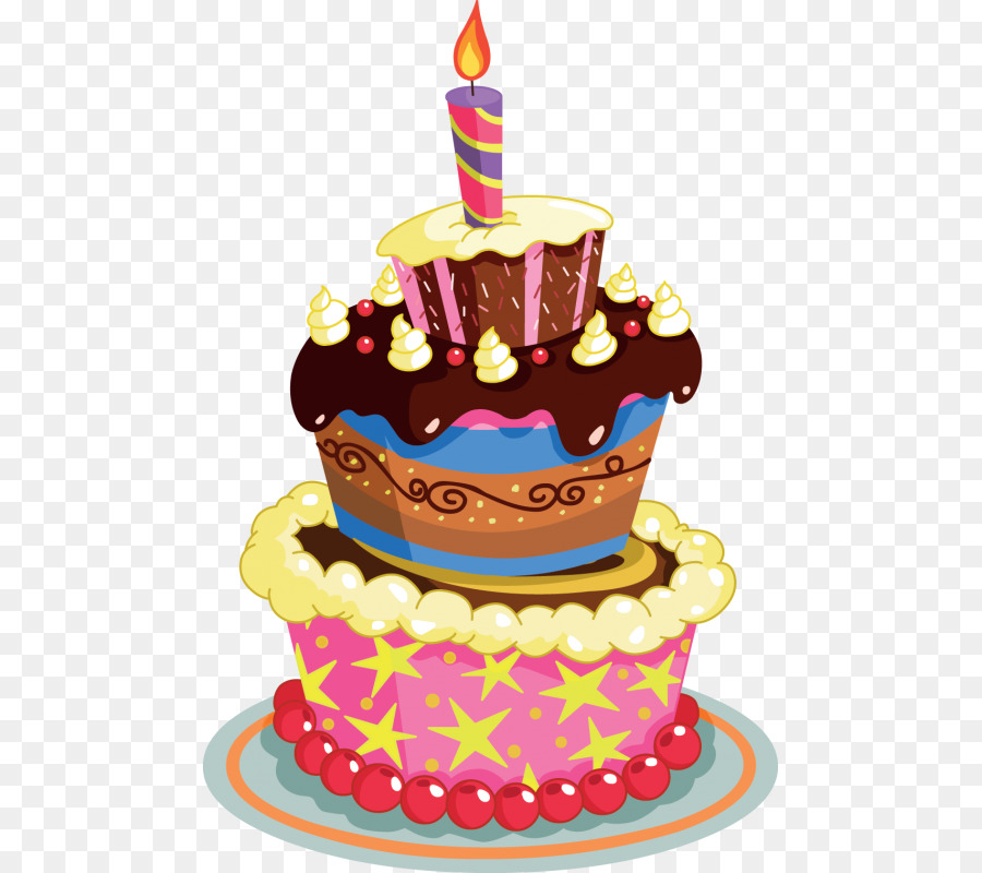 Birthday Candles Birthday Cake Vector Graphics Cake Png Download