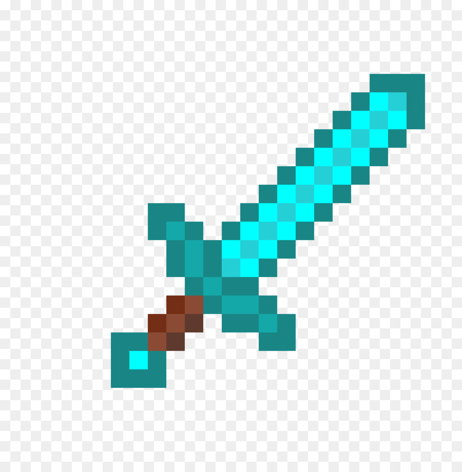 Minecraft Diamant Schwert Videospiele Waffe Minecraft Diamant