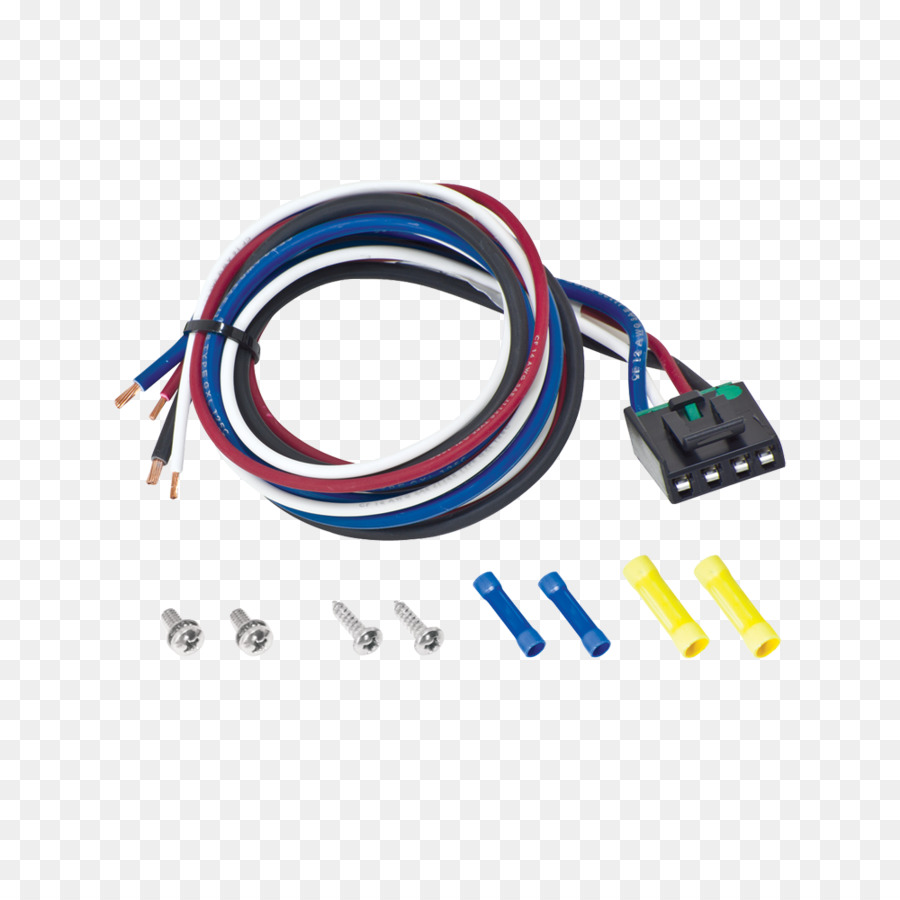 Trailer Brake Controller Cable Harness Wiring Diagram Electrical Connector Wires Car