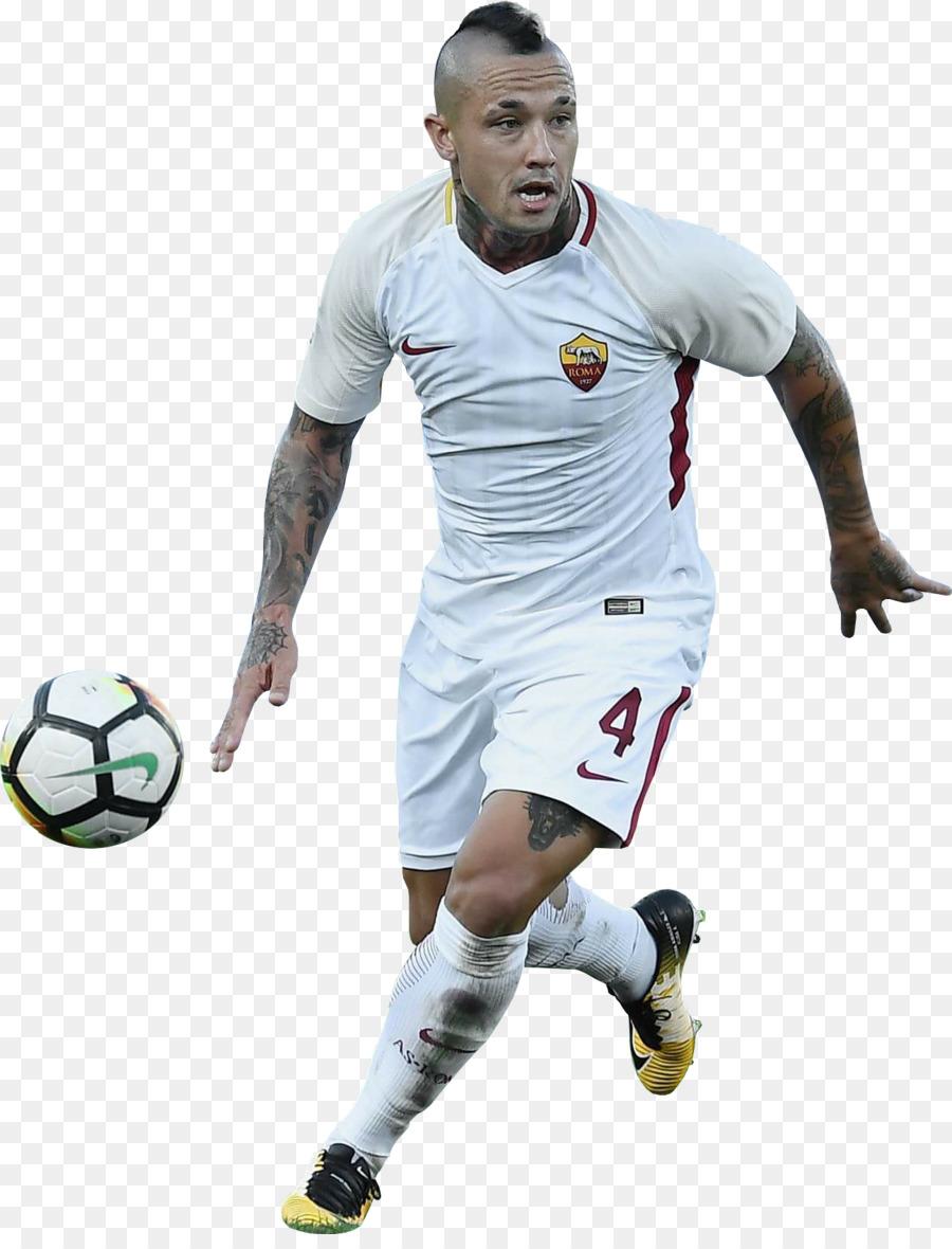 87764c89dcb Radja Nainggolan A.S. Roma Soccer player Belgium national football ...