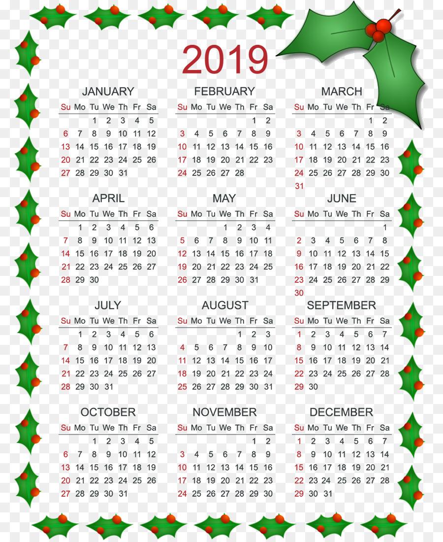Calendar Calendar png download - 850*1100 - Free Transparent 2019