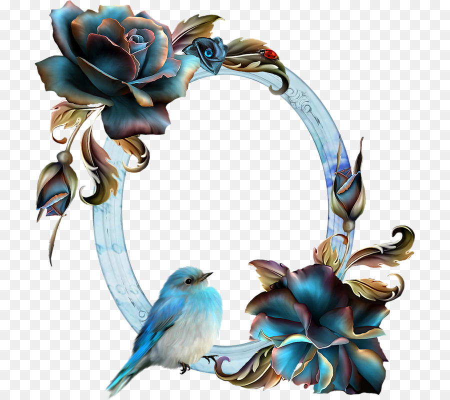 Clip art Image Decorative Borders Download Flower - picmix png ...