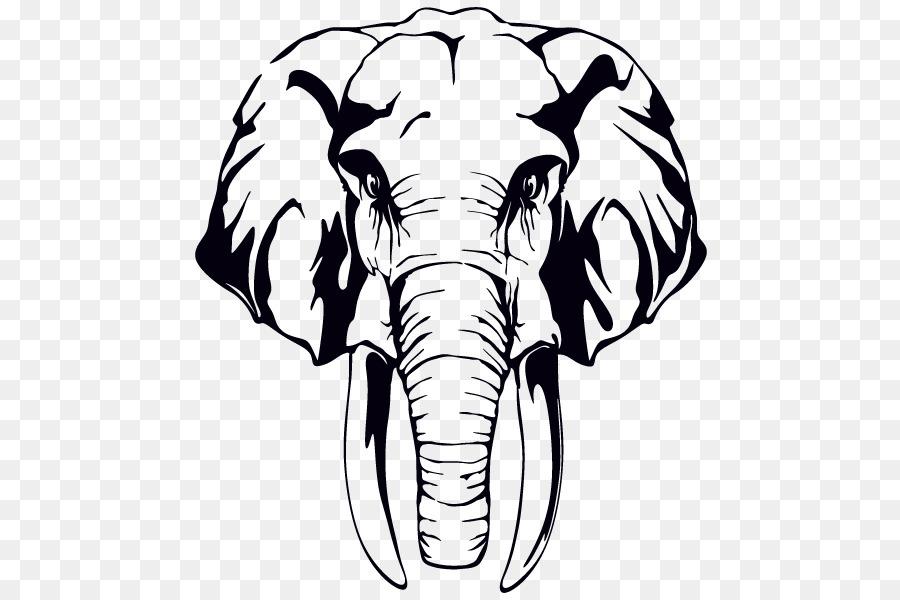 clip art elefantes imagem de desenho a preto e branco elefantes