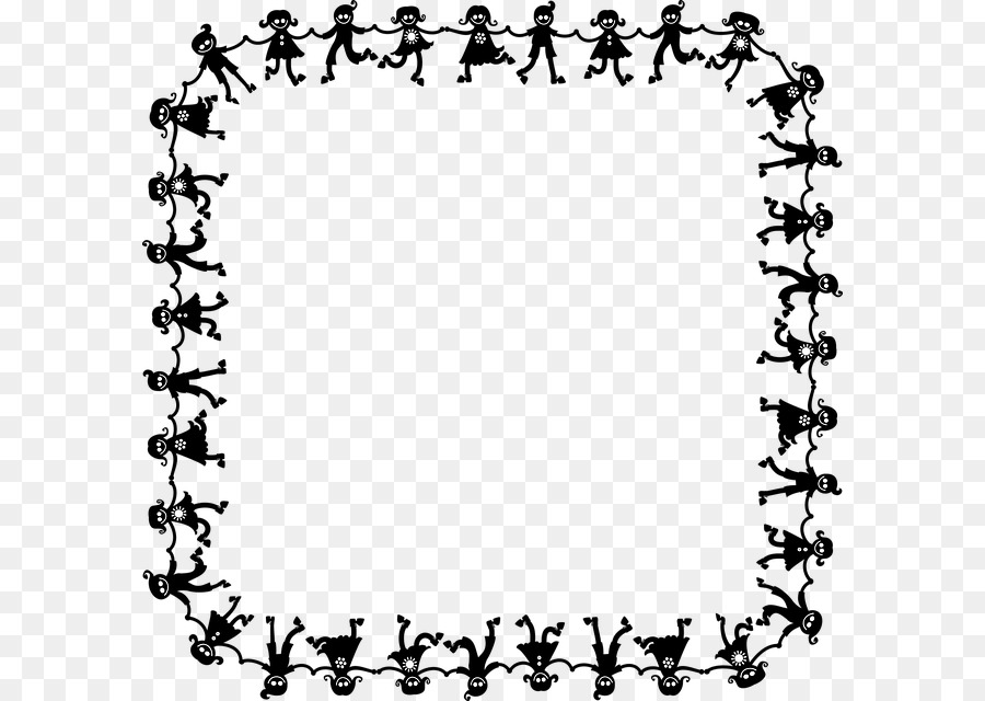 Borders and Frames Dance Clip art Decorative Borders Portable ...