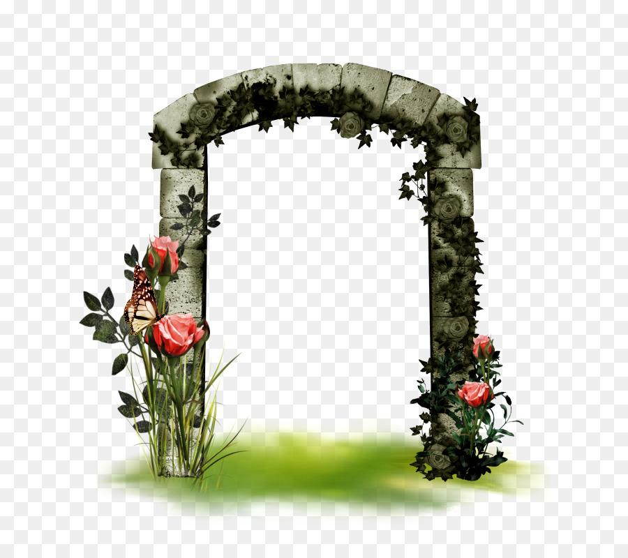 Picture Frames Floral design Image Diva - Png Frames png download ...