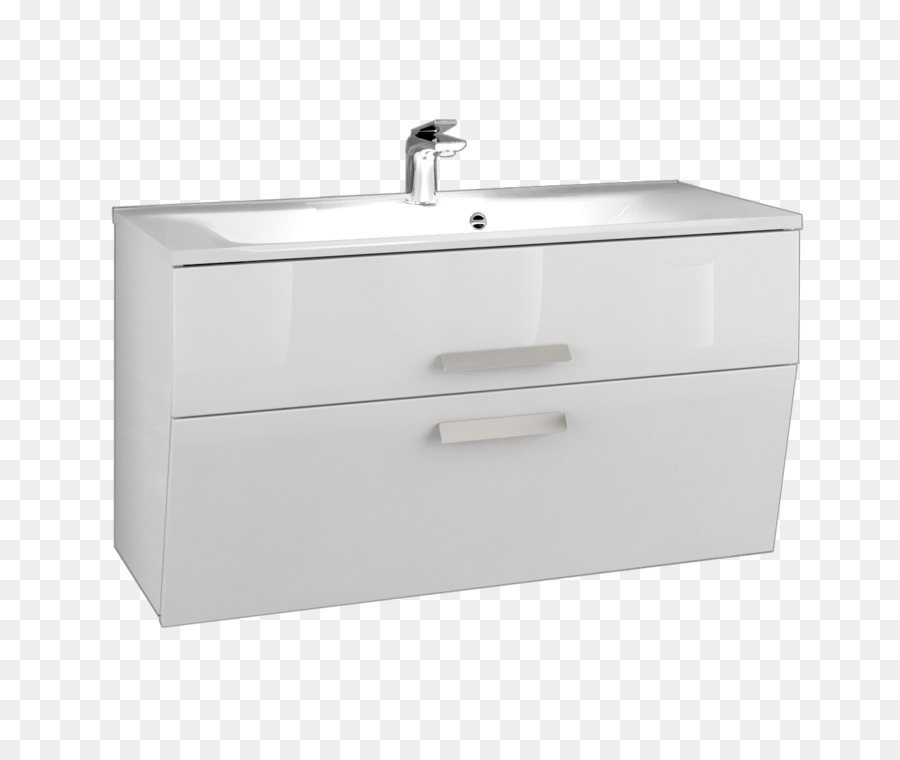 Badezimmer-Schrank-Waschbecken-Schublade-Rechteck - Waschbecken png ...