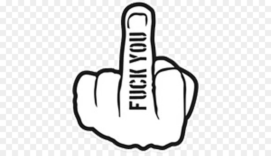 The finger Fuck Image Vector graphics Symbol - symbol png download -  512*512 - Free Transparent Finger png Download.