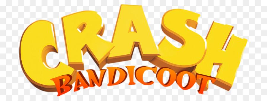 logo font brand bandicoot portable network graphics crash logo png