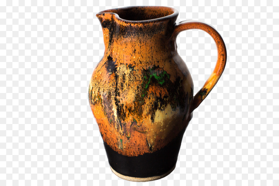 Jug Vase Ceramic Pottery Pitcher Vase Png Download 19201280