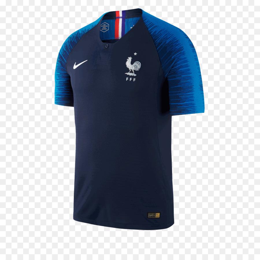 buy popular 5cbb8 52982 2018 WM Frankreich Fußball-team-Jersey-Nike-T-shirt - Nike ...