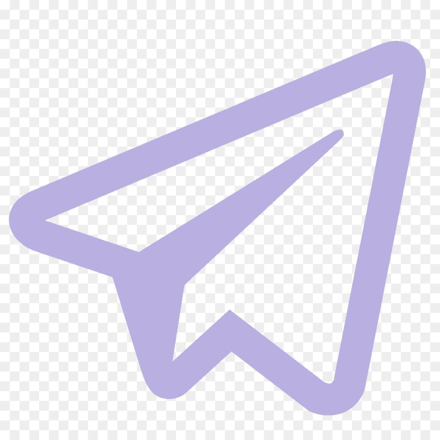 Telegram Purple png download - 1372*1372 - Free Transparent Telegram