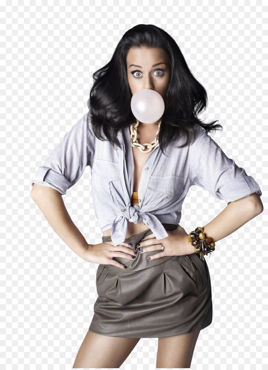 Katy Perry Chewing gum Bubble gum Image - katy perry png download ...