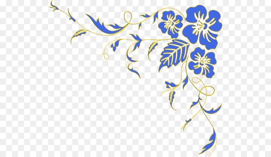 Design Png Download 600517 Free Transparent Floral Design Png