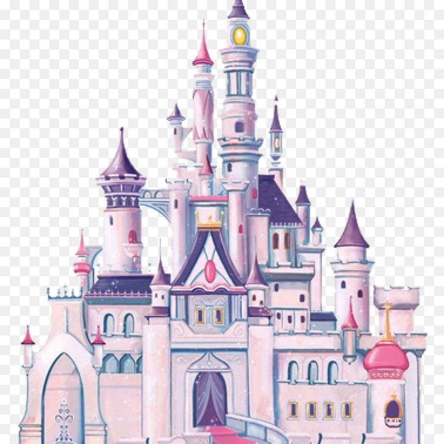 Wall Decal Disney Princess Cinderella Castle Wallpaper Disney