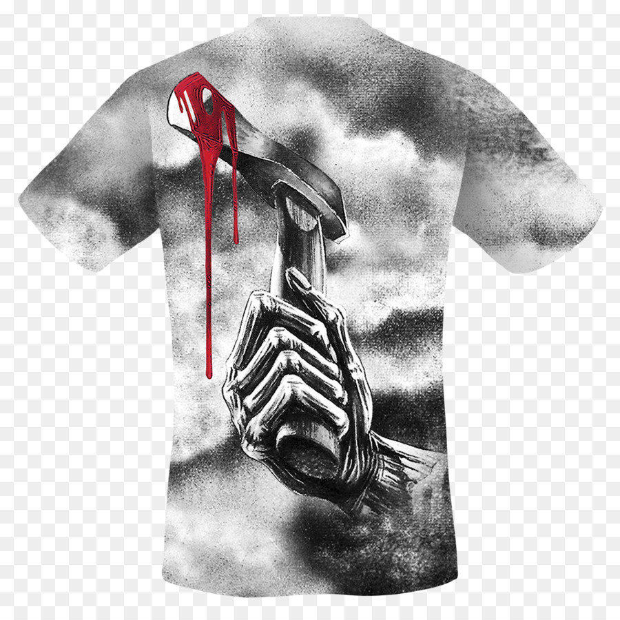 T-shirt Iron Maiden Killers Clothing All over print - T-shirt png ...