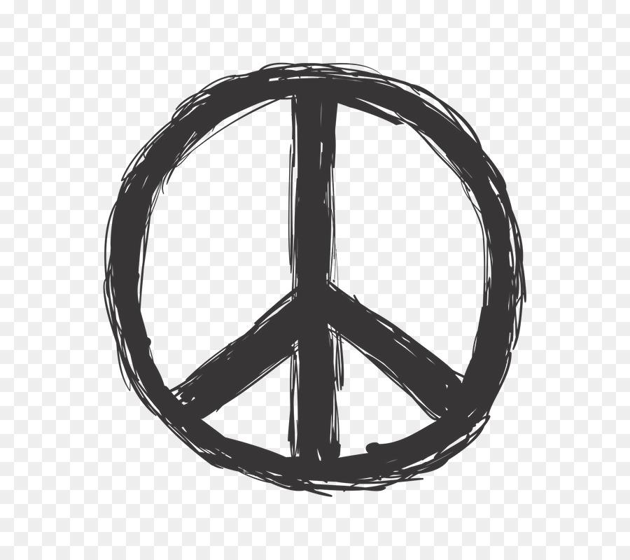 Peace Symbols Clip Art Illustration Symbol Png Download 800800