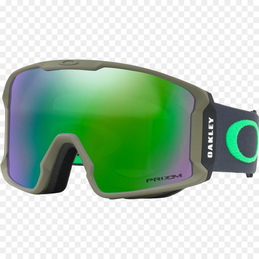 48f559948d Snow goggles Oakley, Inc. Oakley Line Miner Prizm Goggle Gafas de ...