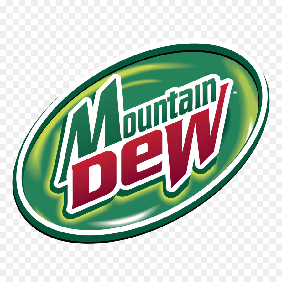 Logo Mountain Dew Brand Fizzy Drinks Clip Art Png 2400 Free Transpa