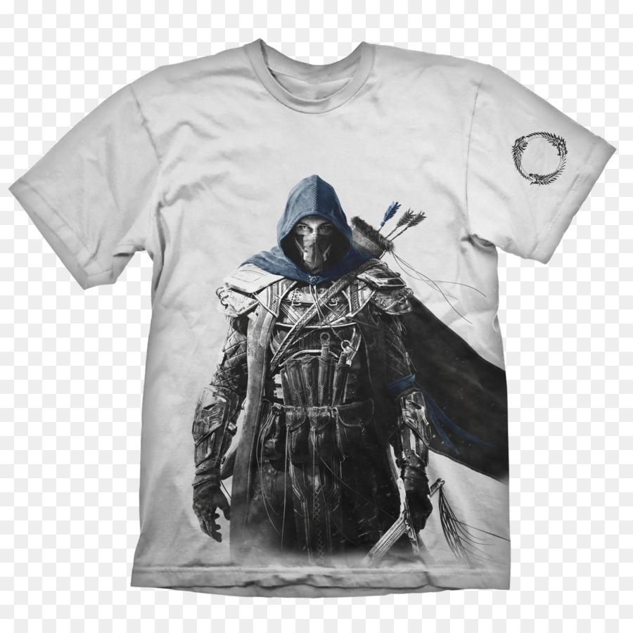 2de27da8 Tshirt, Elder Scrolls Online, Elder Scrolls V Skyrim Dragonborn, T Shirt,  Clothing PNG