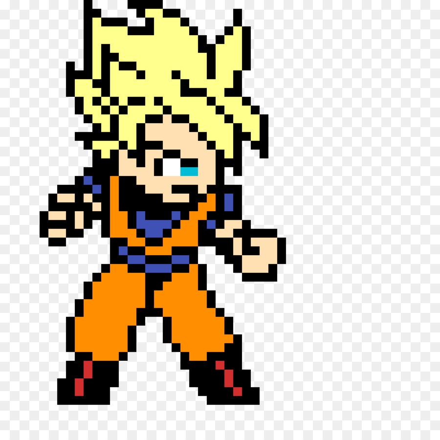 Dragon Ball Pixel Art Dragon Ball Z Black Goku