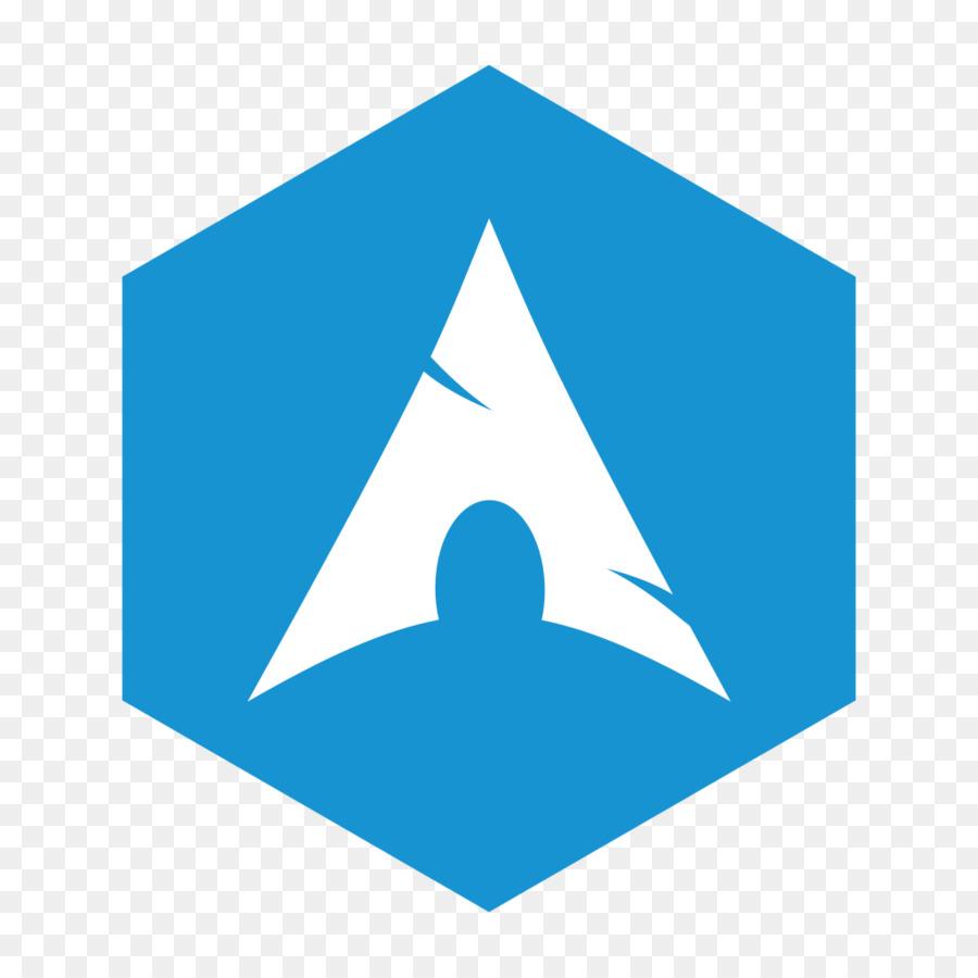 Arch Linux Blue png download - 1024*1024 - Free Transparent Arch