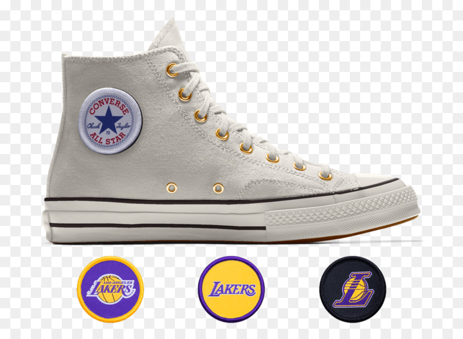 e6bff7789fccdc Sneakers Converse Chuck Taylor All Star  70 Hi NBA Los Angeles Lakers Chuck  Taylor All-Stars - nba png download - 1499 1087 - Free Transparent Sneakers  png ...