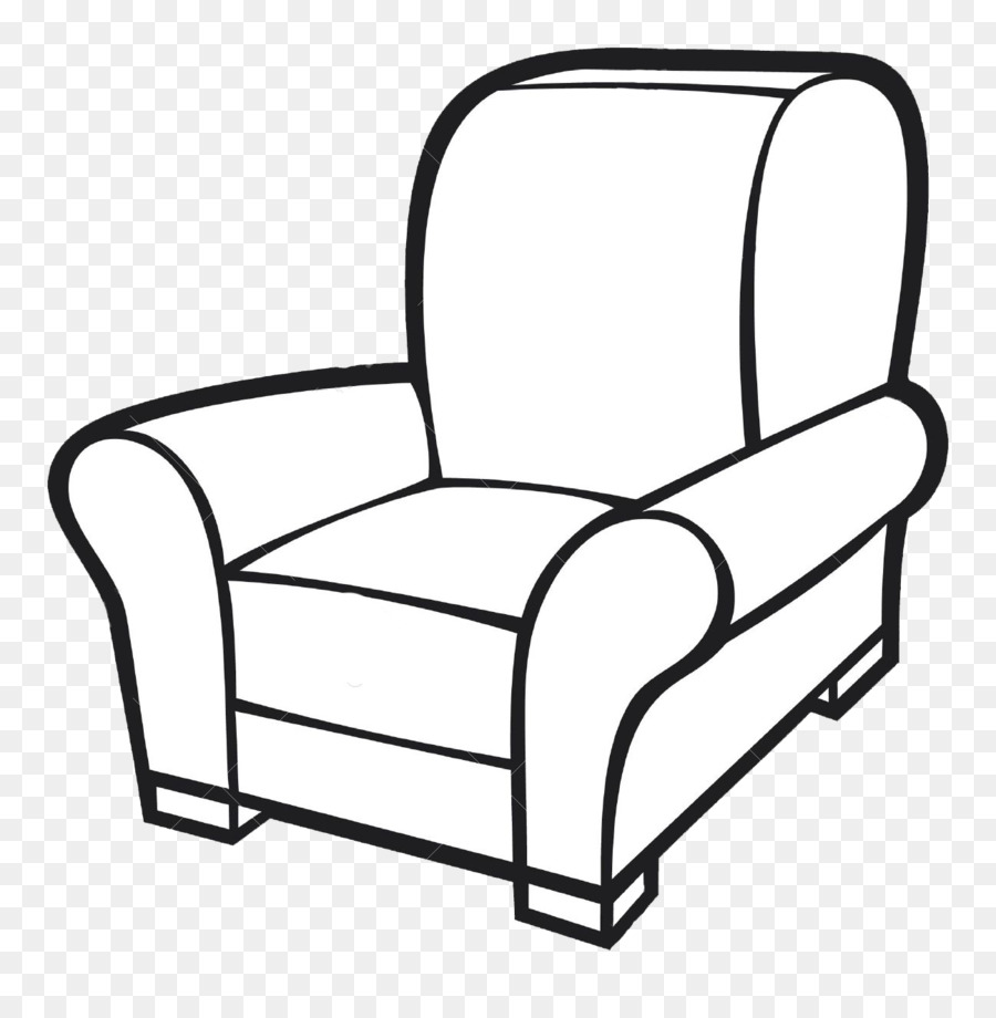 Clip Art Couch Furniture Chair Table Chair Png Download 1297