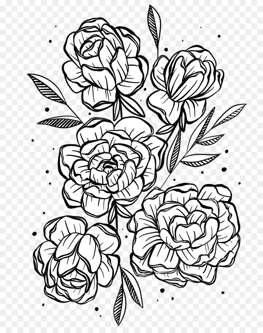 Floral Design Sticker Wall Decal Flower Designs