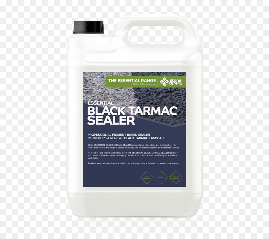 Stone sealer Tarmacadam Grout Product Slate - Essential Oil Bottle