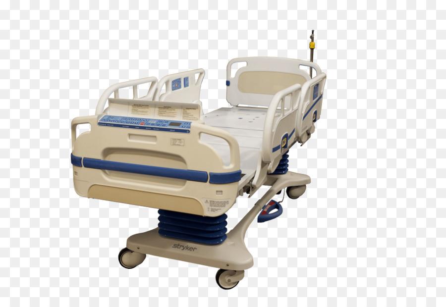 Medizinische Geräte Krankenhaus-Bett-Stryker Corporation - Bett png ...