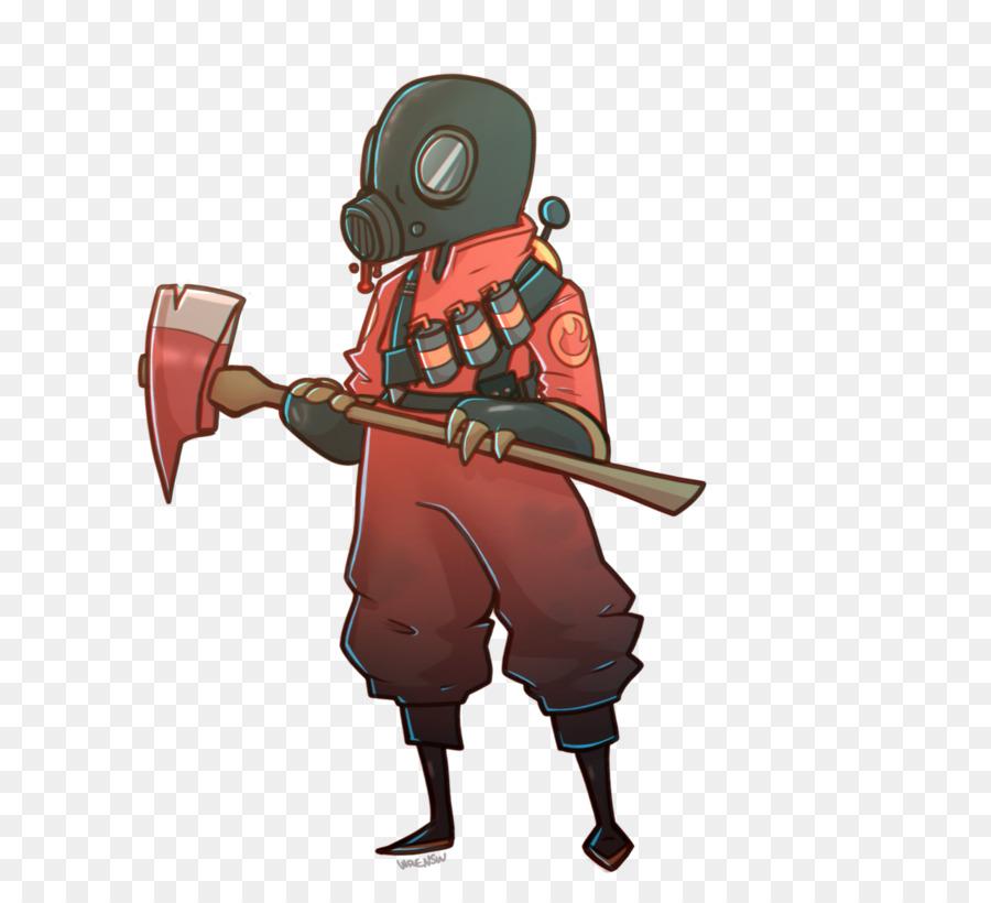Senjata Animasi Kartun Profesi Karakter Fiksi Benteng Unduh