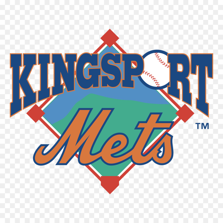 Kingsport Mets Logo New York Mets Baseball Baseball Png Download