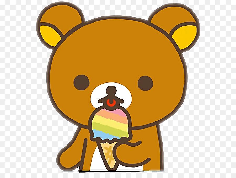 Bear Rilakkuma Hello Kitty Kawaii Desktop Wallpaper Bear Png