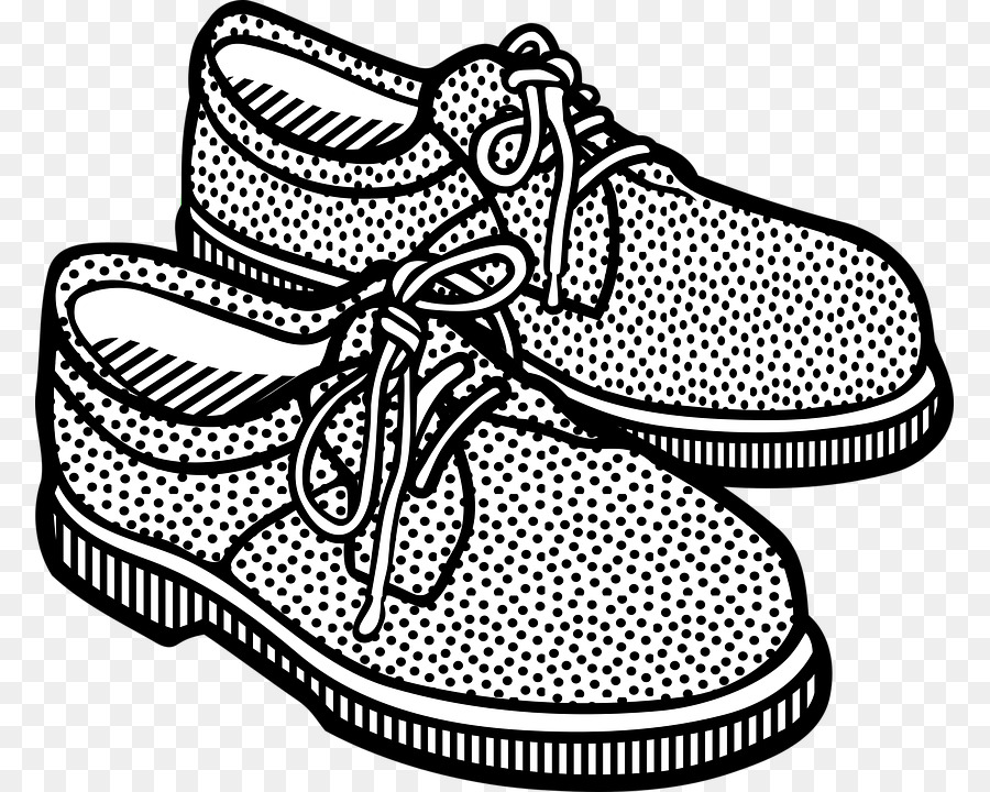 d5607fc9d8 Sapatos de desporto clipart gráficos Vetoriais Chinelo - sapatos ...