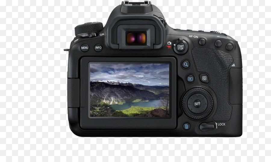 Canon Eos 6D Mark II Cámara RÉFLEX digital (Sólo el Cuerpo) Canon ...
