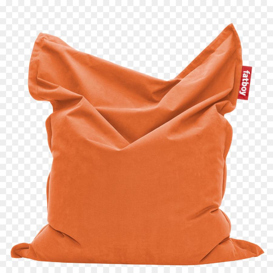 Fatboy Das Original Stonewashed Sitzsack Schwarz Bean Bag Stühle