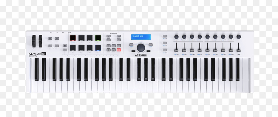 Arturia MIDI Controllers MIDI keyboard Sound Synthesizers