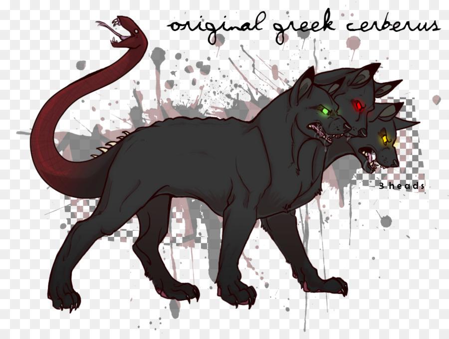 cerberus myth