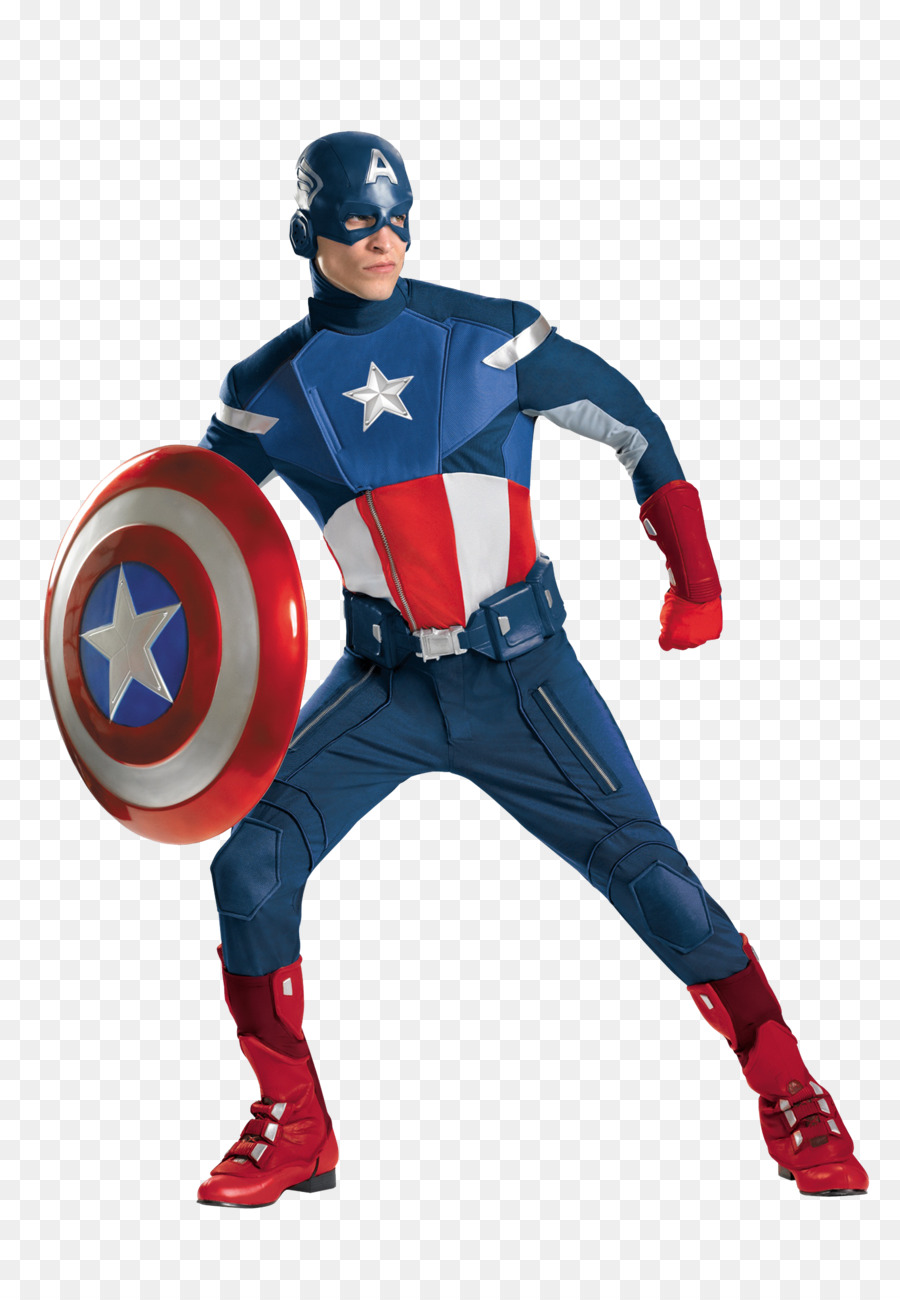 captain america halloween costume the house of costumes / la casa de