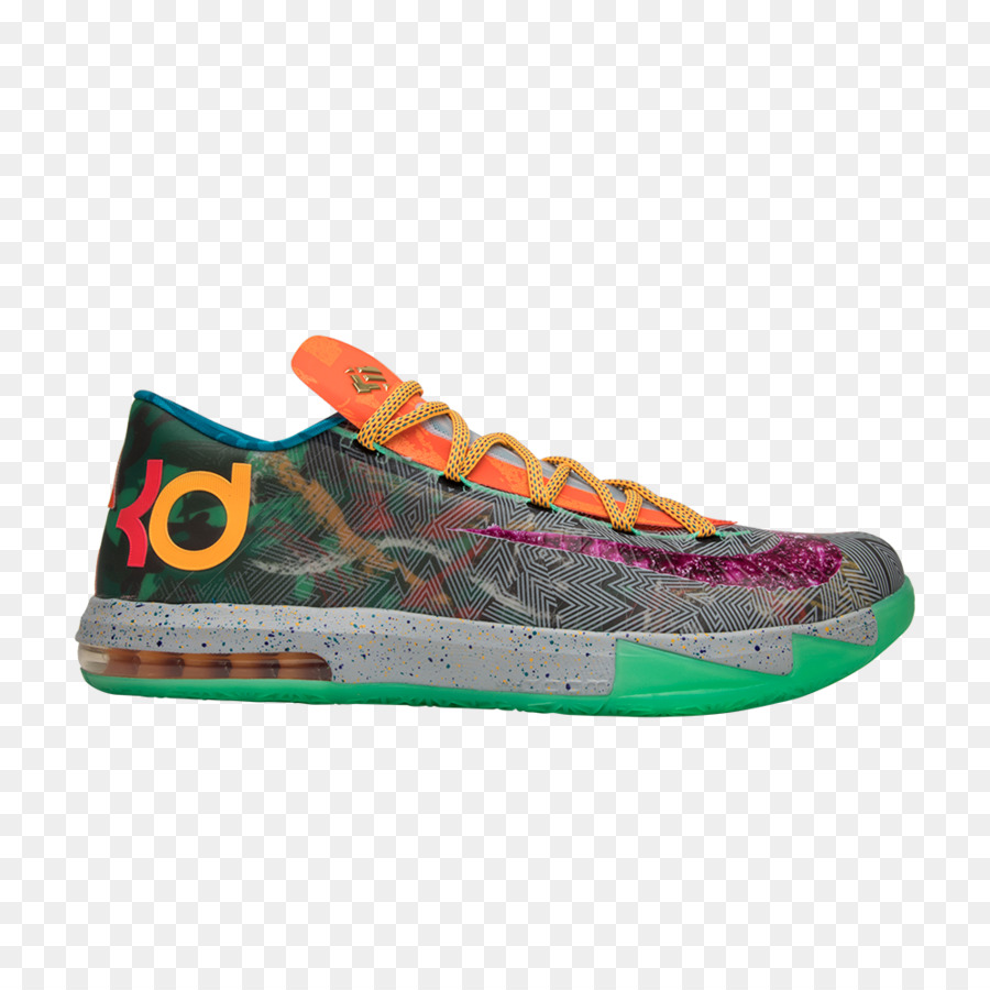 best service 190a0 25922 Nike KD Mens 6  What The KD  Sneakers Sports shoes KD 6 Maryland Blue Crab  - nike png download - 1000 1000 - Free Transparent Sports Shoes png  Download.