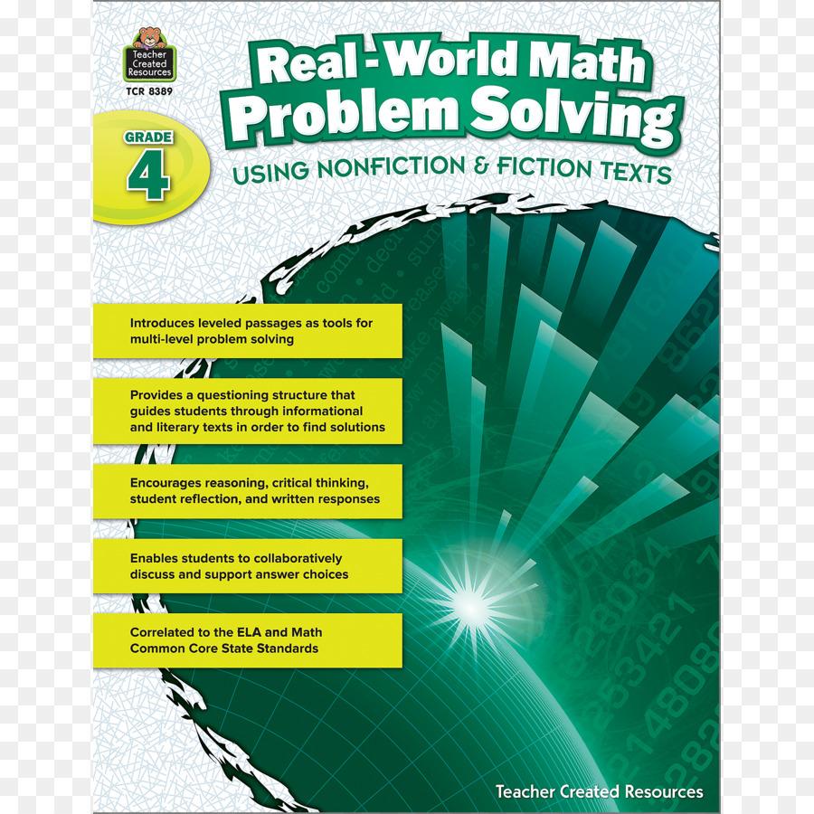 Real-World Math Problem Solving (Gr. 2) Mathematics Problem Solving ...