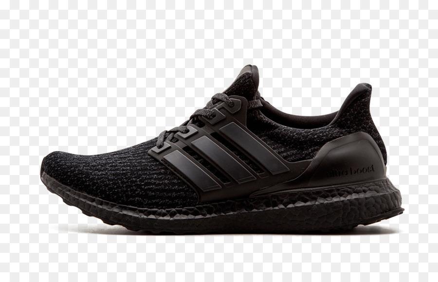 f3d745744 Adidas Ultra Boost Mens 3.0 Limited  Triple Black Sneakers Adidas Originals  - Ultraboost Rubber-trimmed Primeknit Sneakers - Black - UK10 Sports shoes  ...